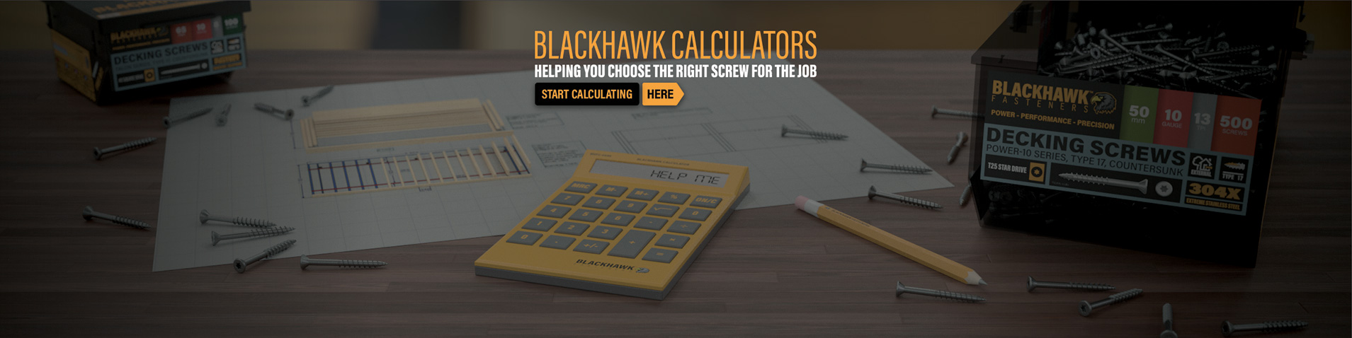 Blackhawk Calculator