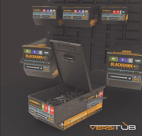Blackhawk Versi-Tubs